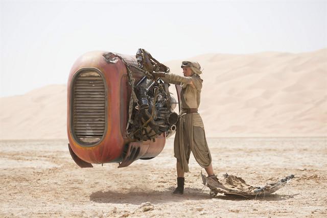 《星球大》,《星球大战7原醒》545,《Star Wars: The Force Awakens》,剧照