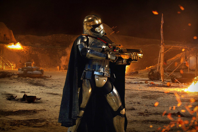 《大战》,《星球大战7原醒》,3《Star Wars: The Force Awakens》,剧照