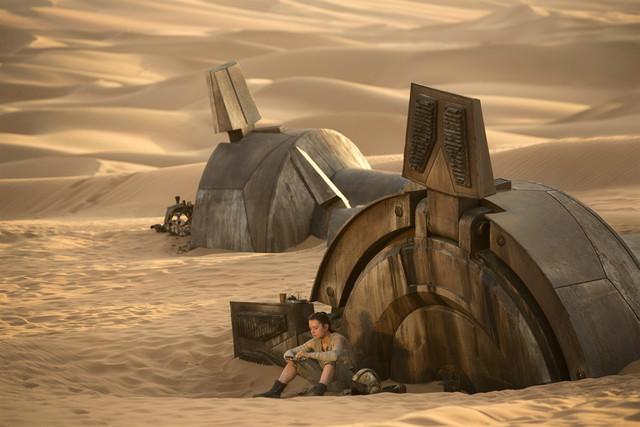 《星球战》,《星球大原力觉醒》,《Star Wars: The Force Awakens》,剧照1
