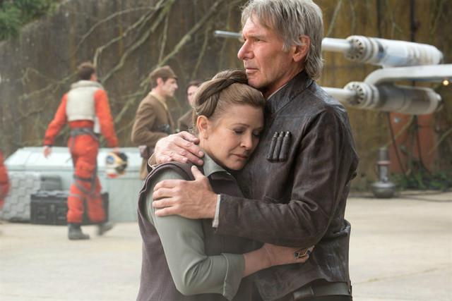 《星球大战》,《星球大战7原力觉醒》,《Star Wars: The Force Awakens》,剧照3