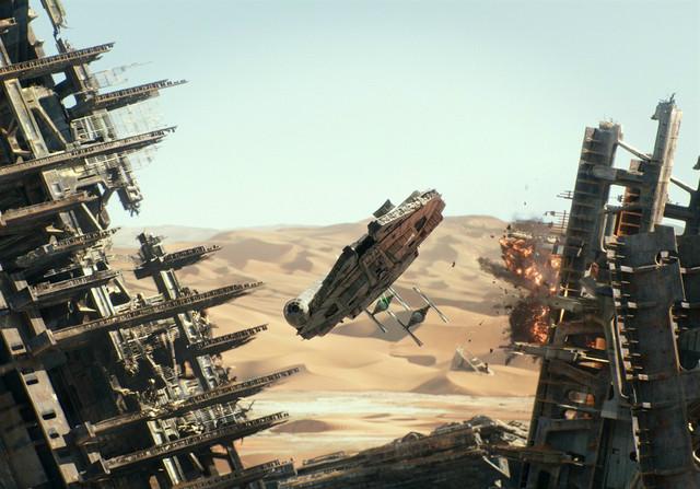 《星球战》,《星球大战力觉醒》,《Star Wars: The Force Awakens》,剧照4