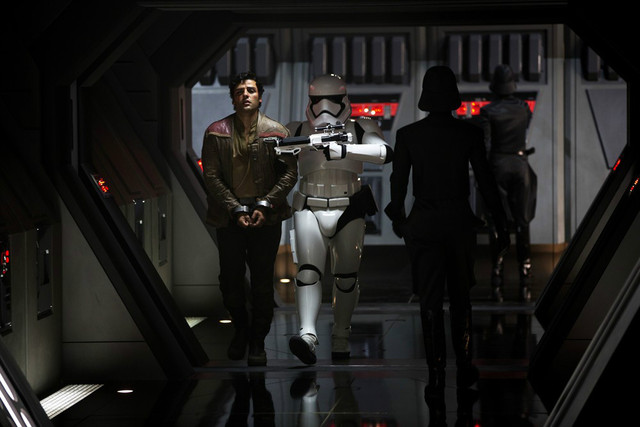 《大战》,《星球大战力觉醒》,《Star Wars: The Force Awakens》,剧照6