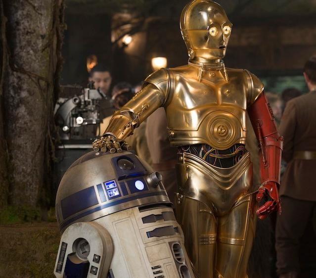 《星球战》,3《星球战7原力醒》,《Star Wars: The Force Awakens》,剧照