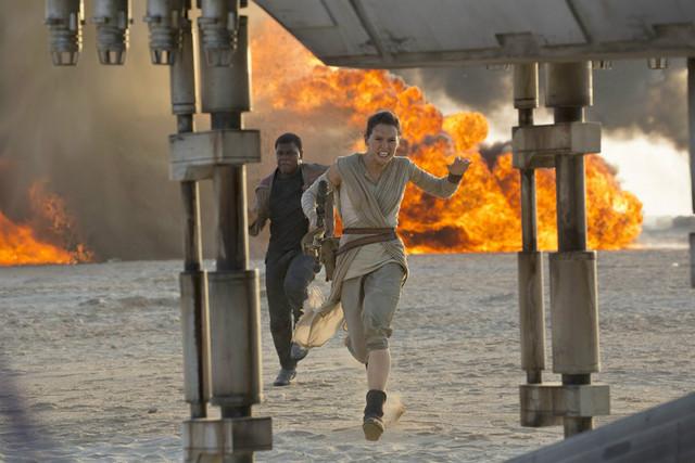 《星球大战》,2《星球大战7原觉醒》,《Star Wars: The Force Awakens》,剧照