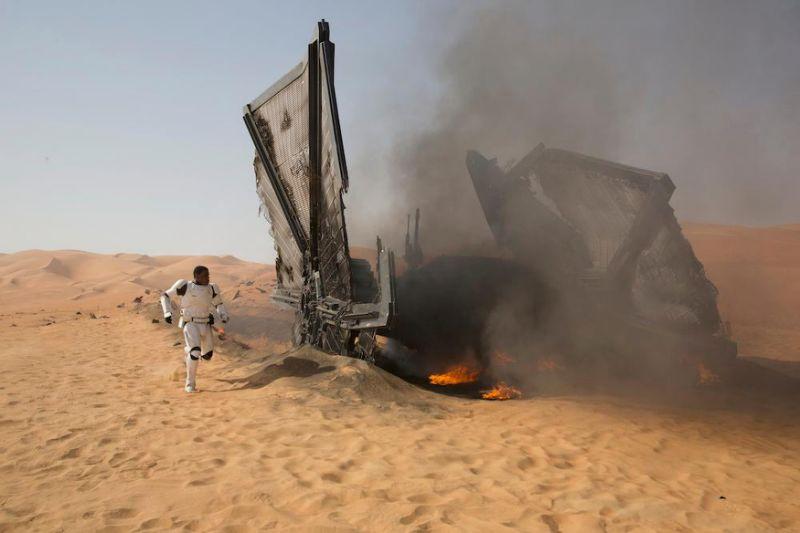《星球战》,《星球大战7力觉醒》1,《Star Wars: The Force Awakens》,剧照