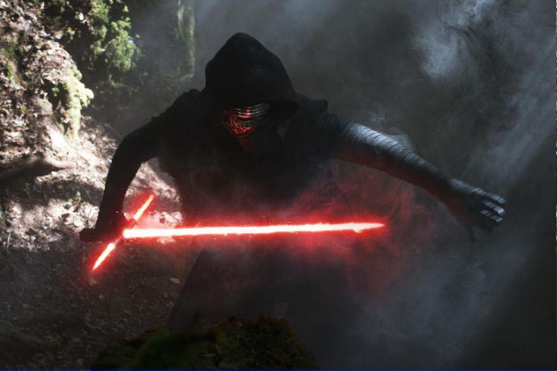 《星球战》2,《星球大战7力醒》,《Star Wars: The Force Awakens》,剧照